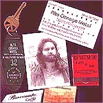 Jim Morrison collage: fans spend anniversary of Jim Morrison's Death in his motel room 32 at the Alta Cienega Motel.