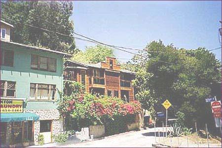 Jim Morrison S Rothdell Trail Home